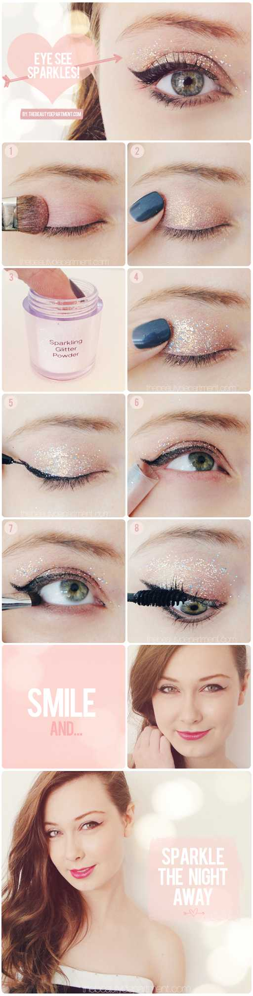 18 Gorgeous Party and Night Out Makeup Ideas and Tutorials (2)
