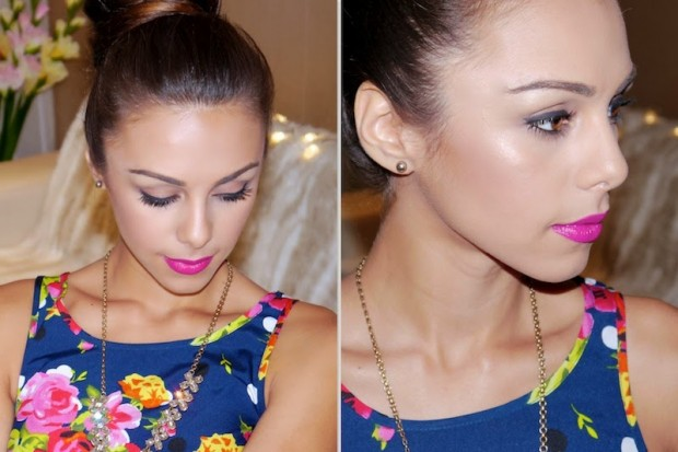 18 Gorgeous Party and Night Out Makeup Ideas and Tutorials (9)