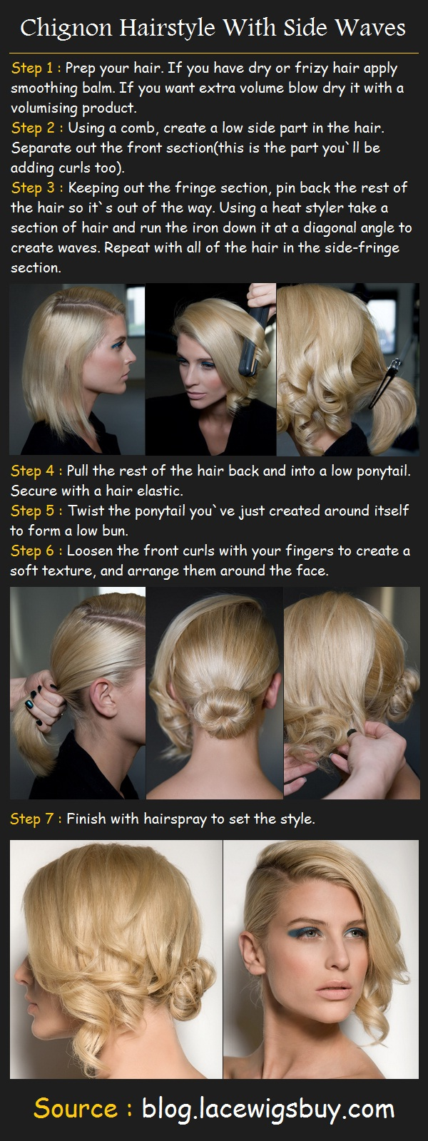 18 Great Ideas and Tutorials for Sophisticated Hairstyle (5)