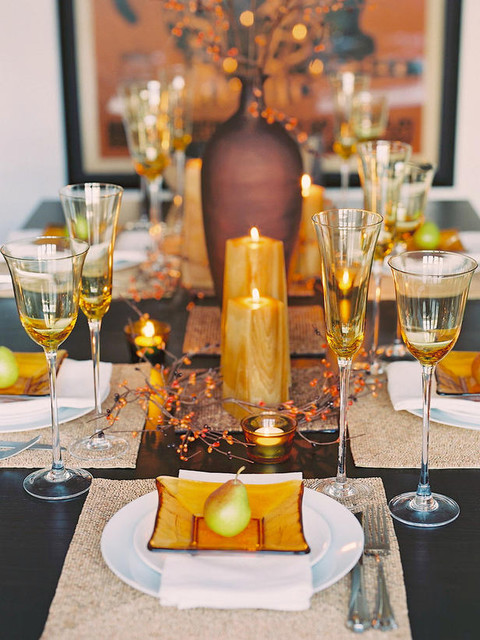 18 Great Thanksgiving Table Centerpieces Decoration Ideas (17)