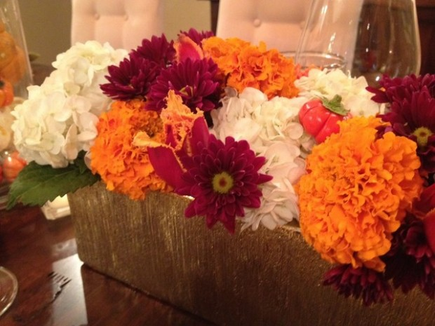 18 Great Thanksgiving Table Centerpieces Decoration Ideas (18)
