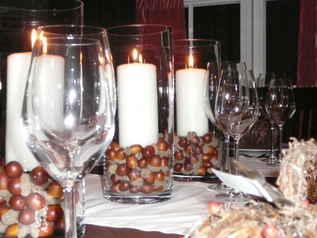18 Great Thanksgiving Table Centerpieces Decoration Ideas (3)