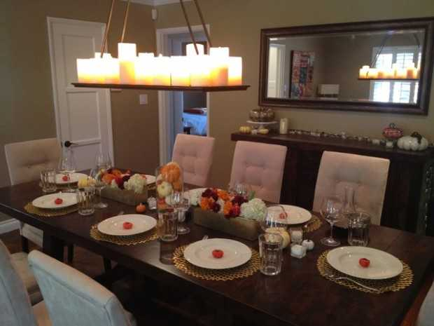 18 Great Thanksgiving Table Centerpieces Decoration Ideas