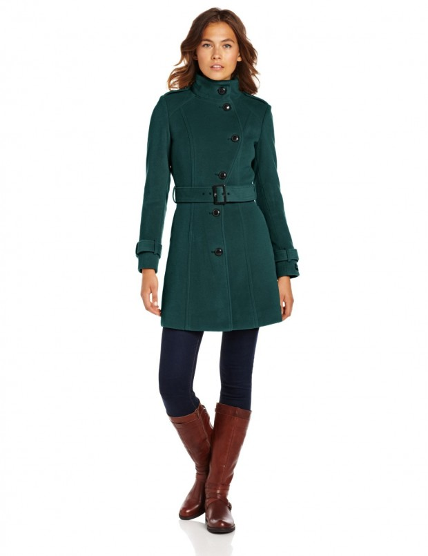 18 Stylish Color Coat Designs for Fall (16)