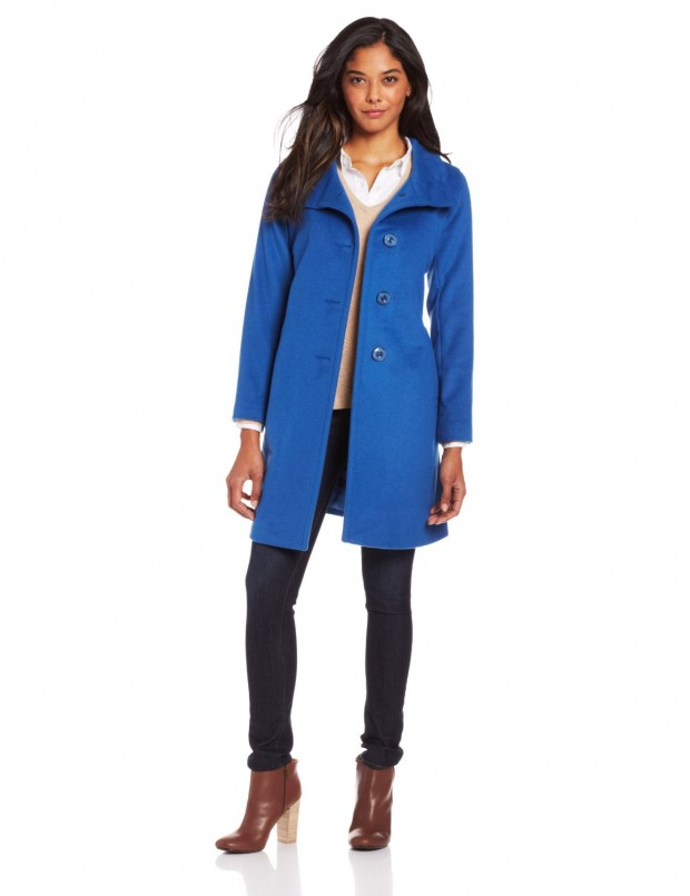 18 Stylish Color Coat Designs for Fall (4)