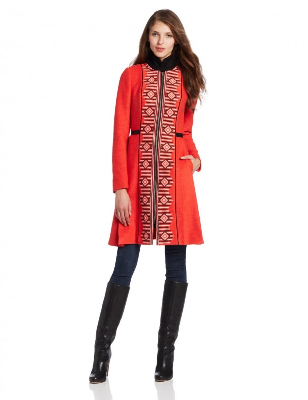 18 Stylish Color Coat Designs for Fall (5)