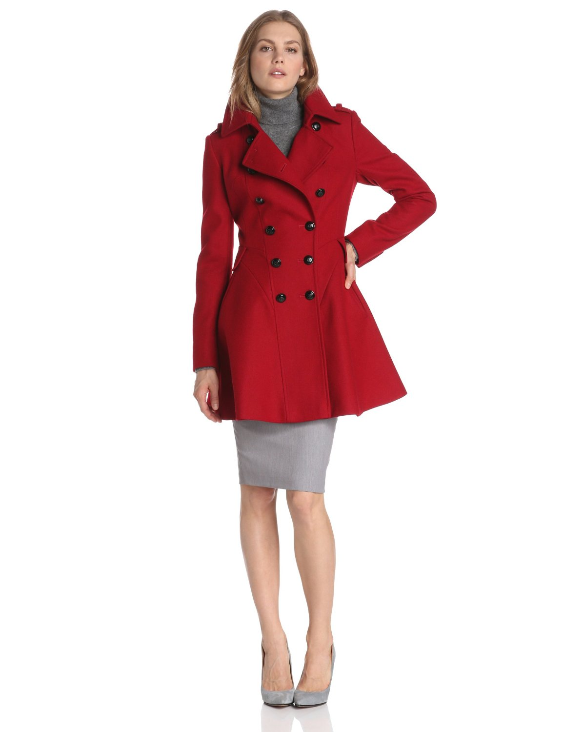 Ideal 18 Stylish Color Coat Designs for Fall - Style Motivation IK95