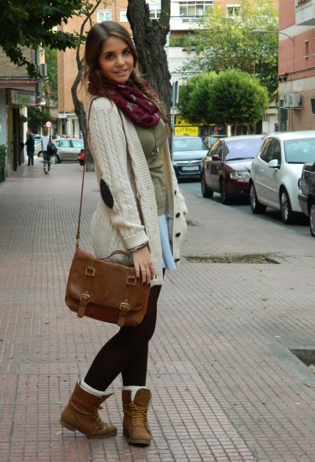 ideas Scarf outfit