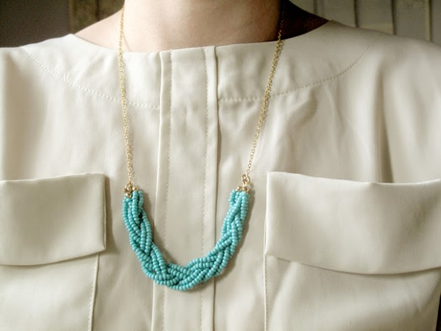 Diy Fashion Accessories Necklace Great Ideas for DIY
