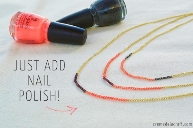 19 Great Ideas for DIY Creative Fashion Accessories