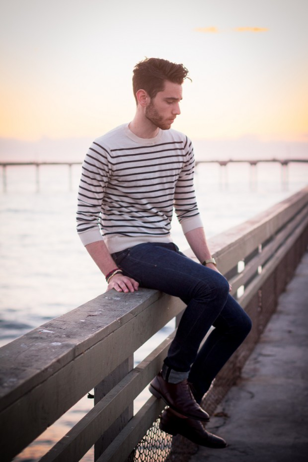 19 Popular Men's Outfit Ideas for This Season (2)
