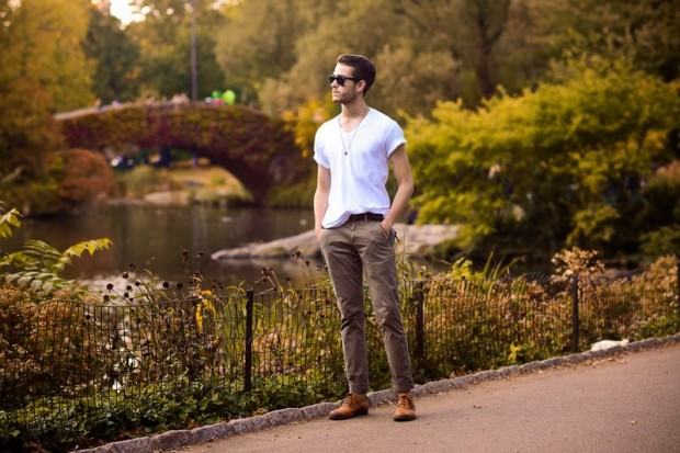 19 Popular Men's Outfit Ideas for This Season (3)