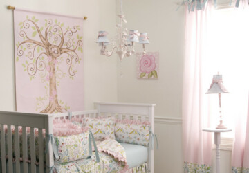19 Adorable Baby Nursery Design Ideas - Nursery room, Baby Room, baby