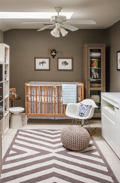19 Adorable Baby Nursery Design Ideas - Style Motivation