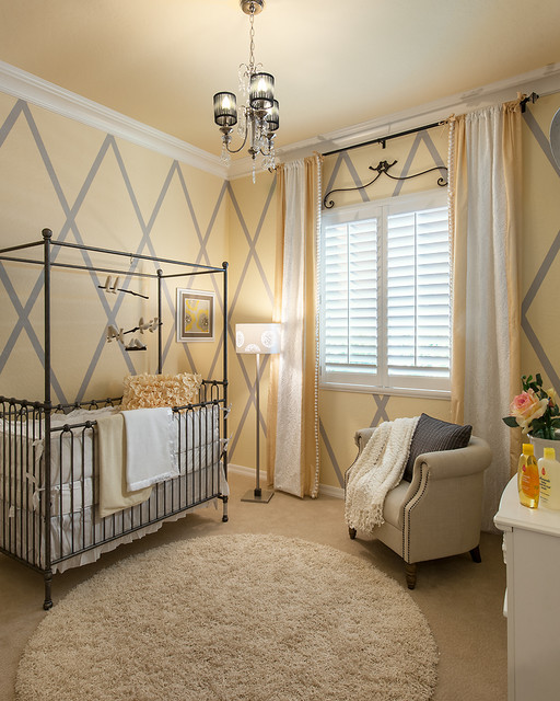 20 Beatifull Decor Ideas For Your Baby S Room: 19 Adorable Baby Nursery Design Ideas