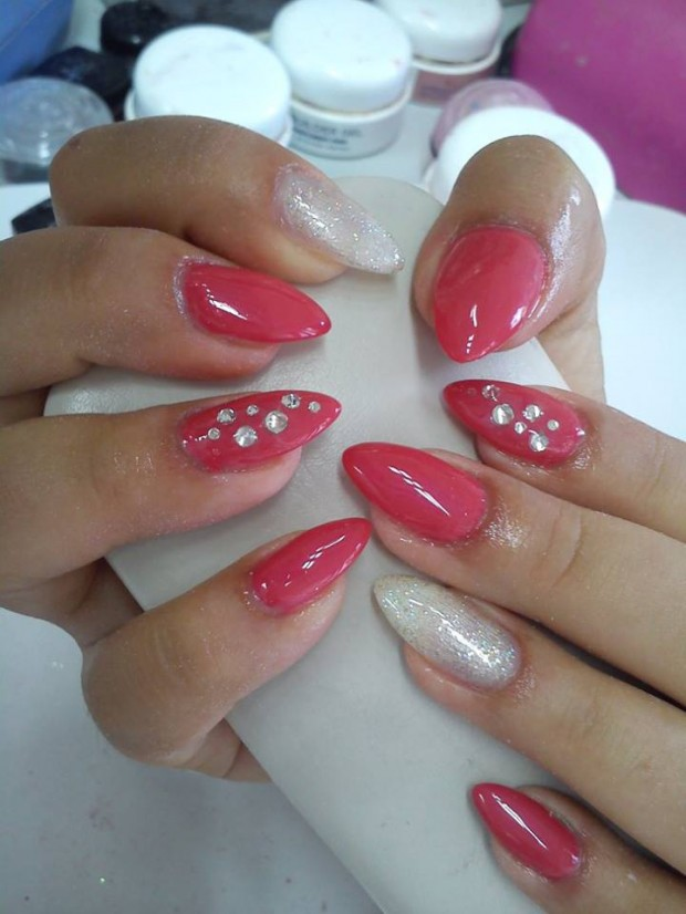 Ideas For Nails Design 25 best ideas about light pink nail designs on pinterest pretty nail art nail stuff and cute nail art 20 Adorable Nail Design Ideas
