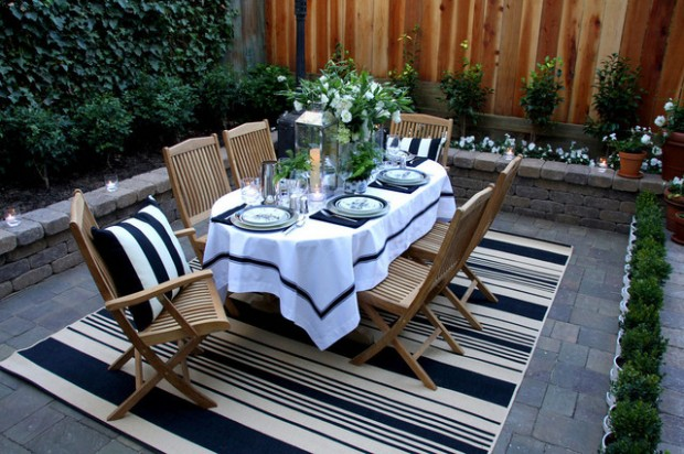 20 Amazing Outdoor Table Décor Ideas (18)