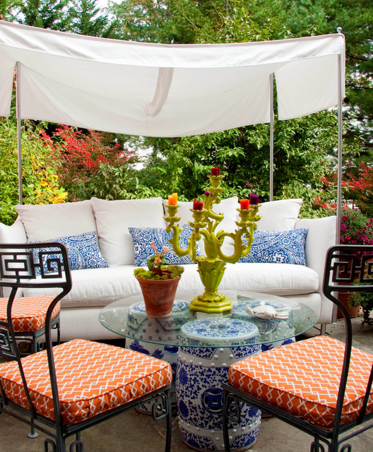 20 Amazing Outdoor Table Décor Ideas (5)