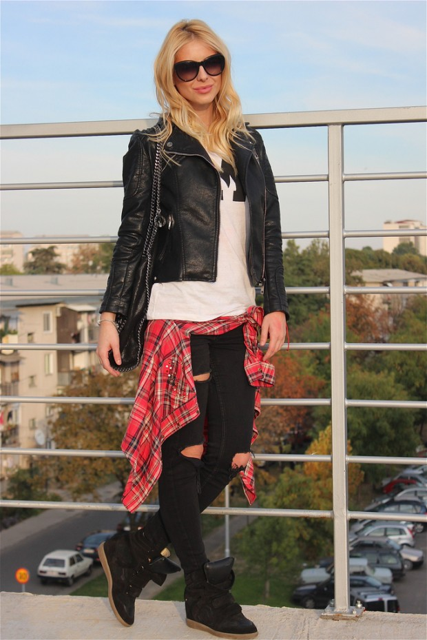 20 Amazing Outfit Ideas by Famous Fashion Blogger Zorana (1)