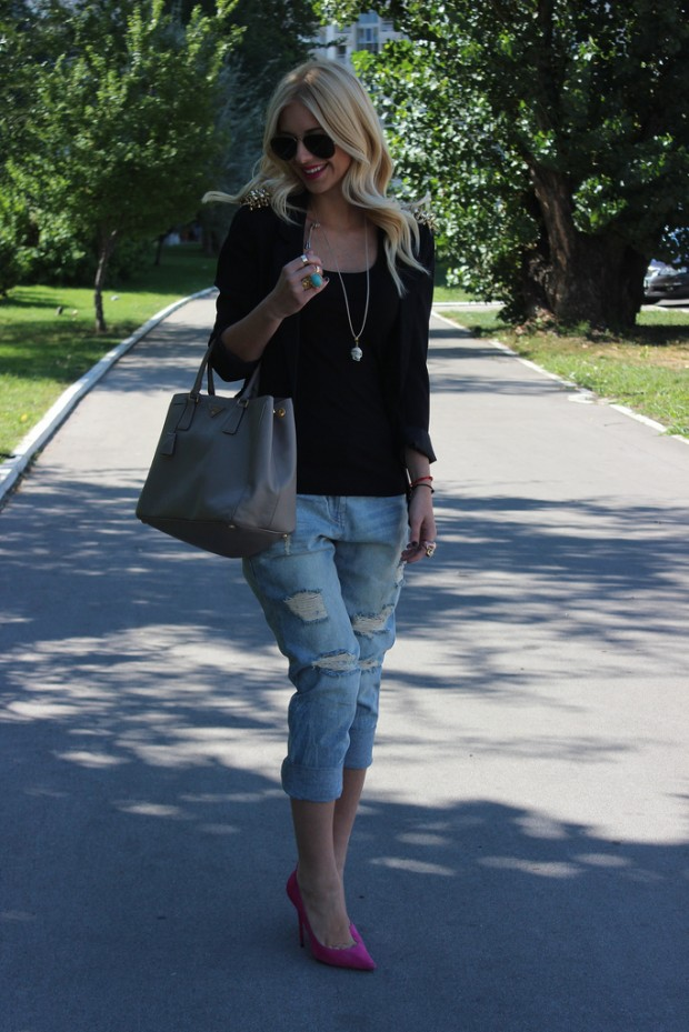 20 Amazing Outfit Ideas by Famous Fashion Blogger Zorana (11)