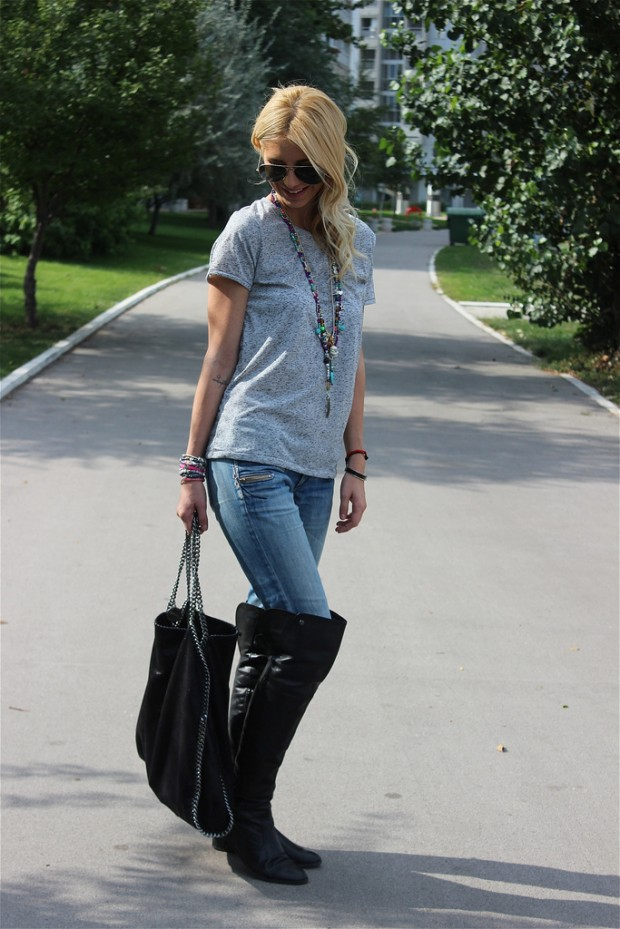 20 Amazing Outfit Ideas by Famous Fashion Blogger Zorana (16)