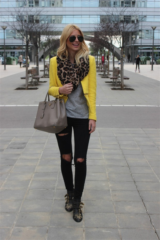 20 Amazing Outfit Ideas by Famous Fashion Blogger Zorana (19)