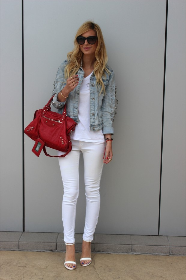 20 Amazing Outfit Ideas by Famous Fashion Blogger Zorana (9)