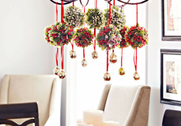 19 Amazing Table Centerpiece for Perfect Christmas Decoration - christmas decoration, christmas centerpiece, Christmas, Centerpiece