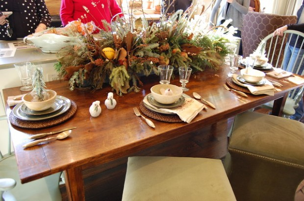 20 Amazing Table Centerpiece for Perfect Christmas Decoration (16)