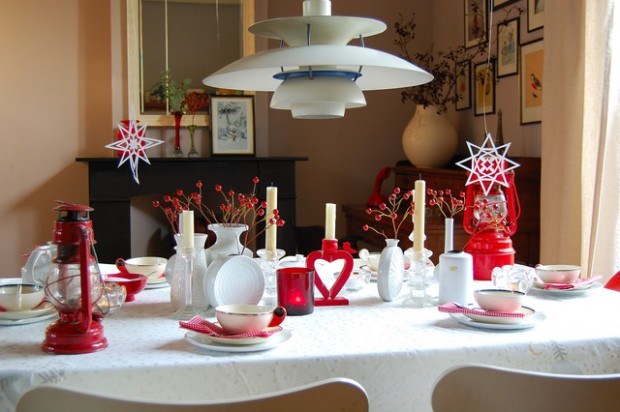 20 Amazing Table Centerpiece for Perfect Christmas Decoration (2)