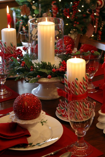 19 Amazing Table Centerpiece for Perfect Christmas Decoration