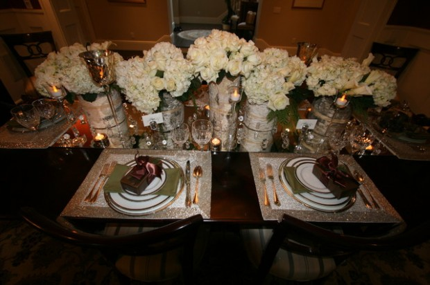 20 Amazing Table Centerpiece for Perfect Christmas Decoration (6)