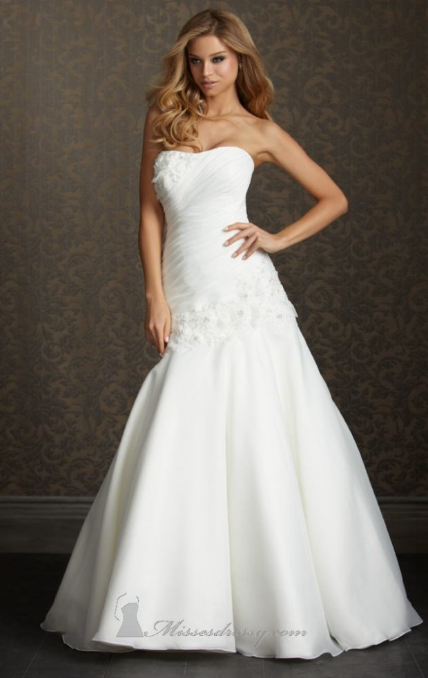 20 Beautiful Wedding Dresses for the Modern Bride (10)