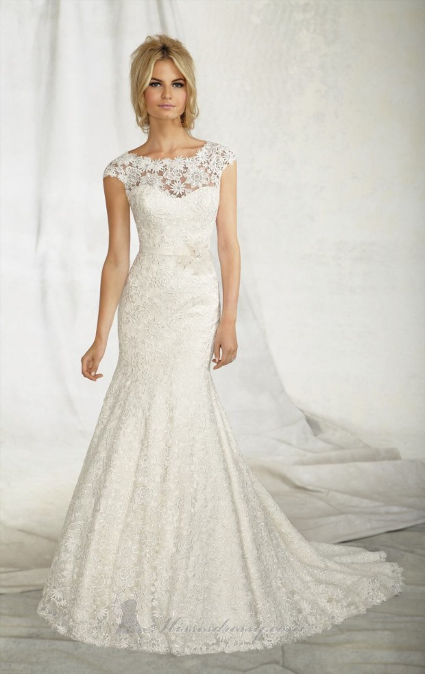 Beautiful These Dresses For Bride 26