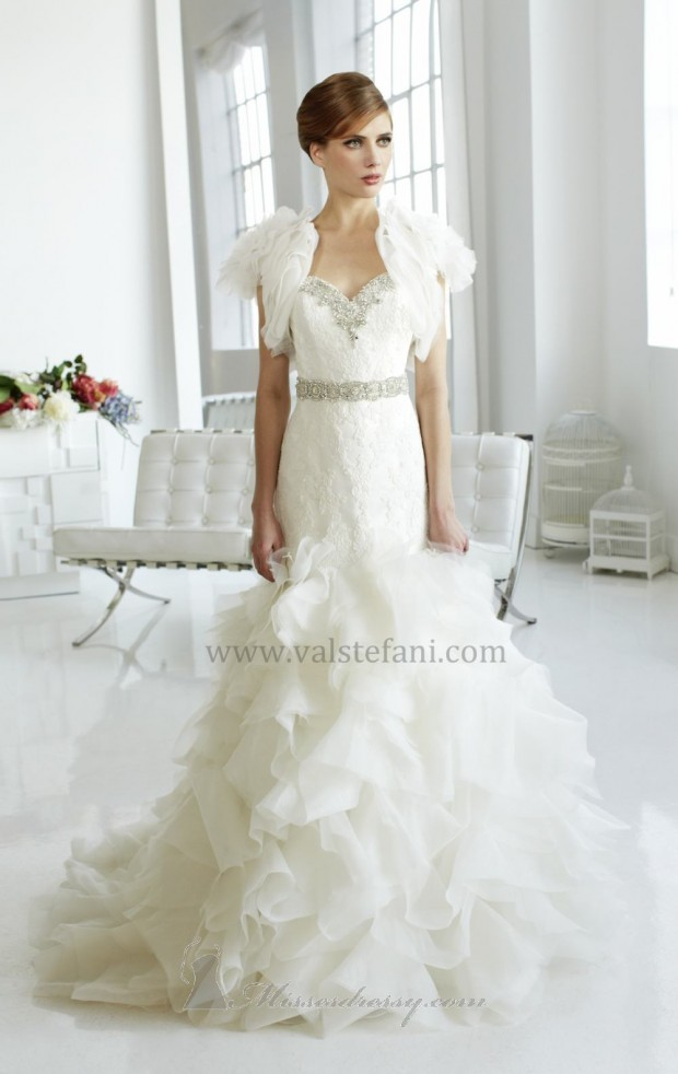 20 Beautiful Wedding Dresses for the Modern Bride (20)