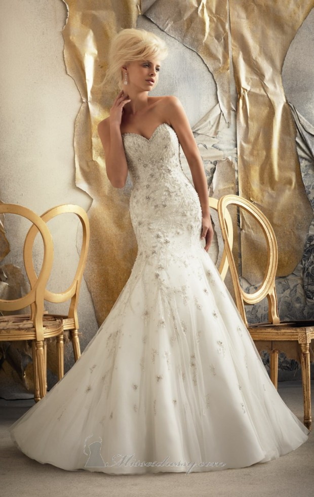 20 Beautiful Wedding Dresses for the Modern Bride (7)
