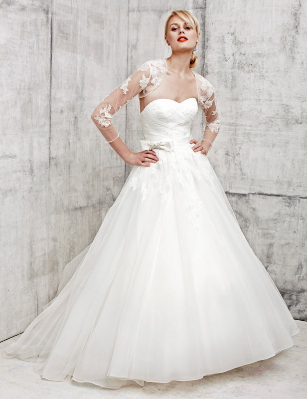 Wedding Dress Elegant Classic : Classic and elegant wedding dresses style motivation