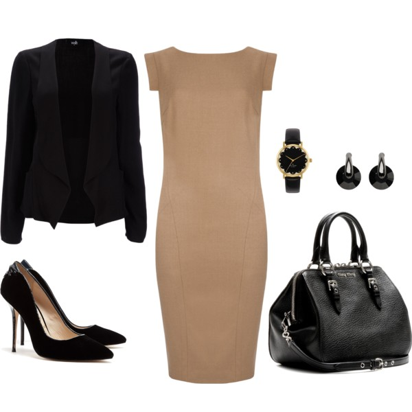 20 Classic and Elegant Work Outfit Ideas (1)