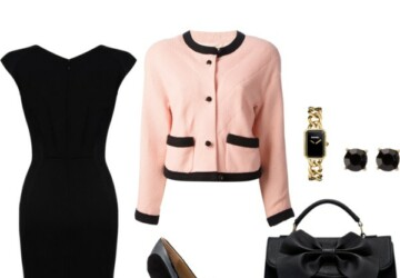 19 Classic and Elegant Work Outfit Ideas - Work outfit, Outfit ideas, elegant outfit, classic outfit