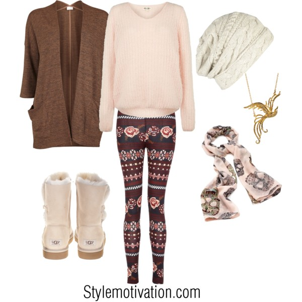 20 Cute Christmas Outfit Ideas (1)