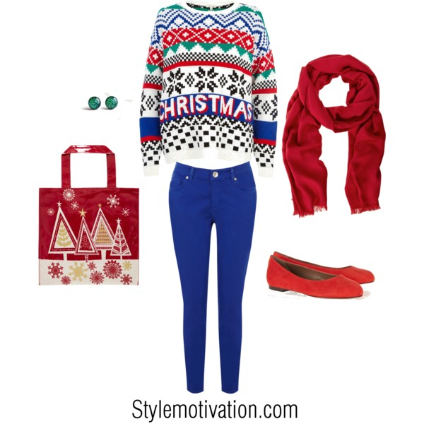 20 Cute Christmas Outfit Ideas (10)