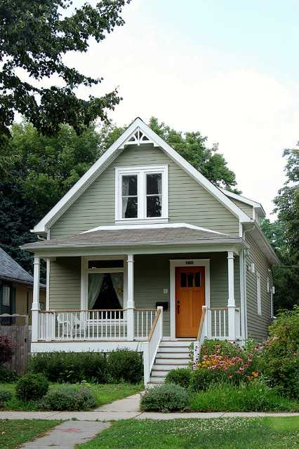 18 cute small houses that look so peaceful style motivation for Cute small houses