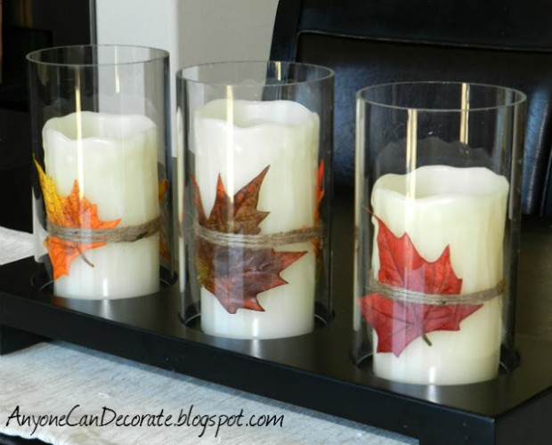 Fall home projects