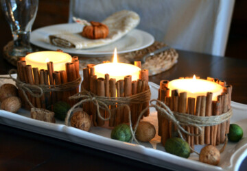 20 Great DIY Fall Home Decor Projects that You Must Try This Season - home decor, fall decorations, fall decor, Fall, easy diy, diy home decor, diy fall decor