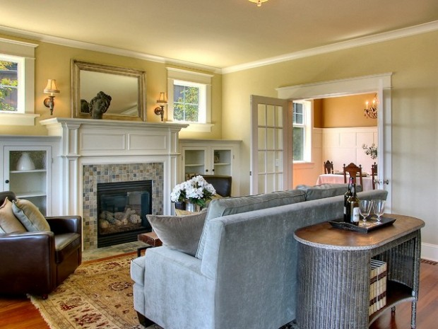 20 Great Fireplace Design Ideas that Look so Lovely (11)