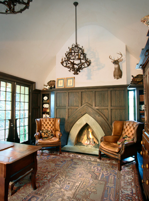 20 Great Fireplace Design Ideas that Look so Lovely (12)