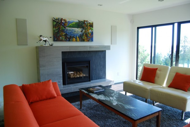20 Great Fireplace Design Ideas that Look so Lovely (5)