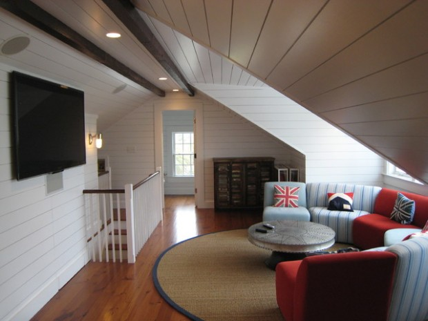 20 Great Ideas for How to Use Your Attic Space (15)