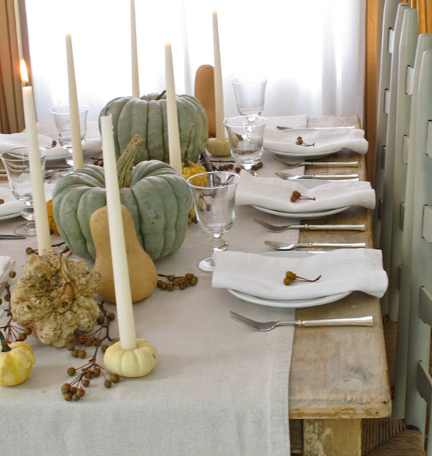 Thanksgiving Decoration Ideas For Table: 20 Great Table Decoration Ideas For Thanksgiving Holiday