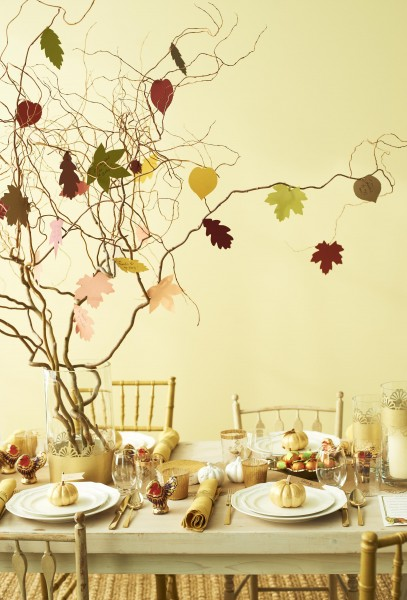 20 Great Table Decoration Ideas for Thanksgiving Holiday (11)